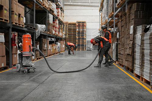 Mantenimiento y reparación de pisos industriales PSI