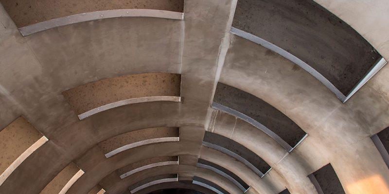 Blindaje en construcción de concreto