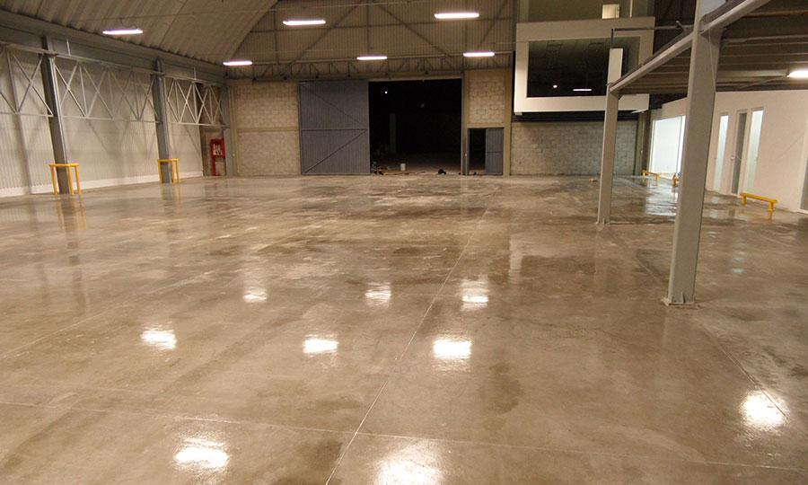 Reparación de pisos de concreto PSI Concreto