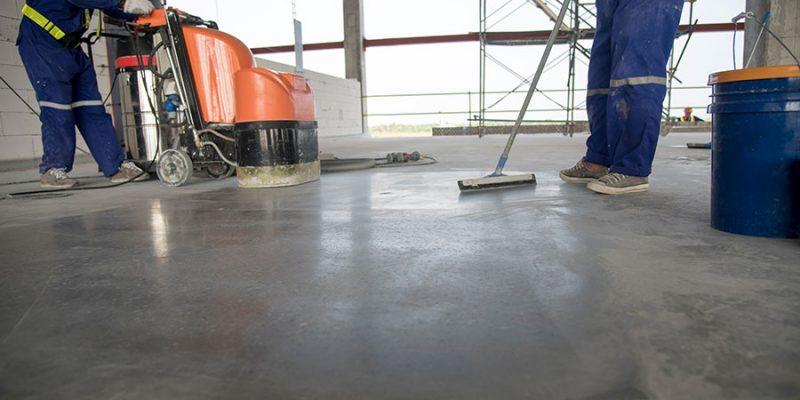 El mantenimiento de pisos de concreto alarga su vida útil PSI Concreto