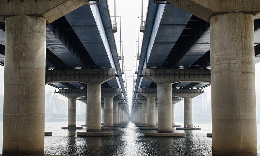 El concreto de alta resistencia es útil en superestructuras PSI Concreto