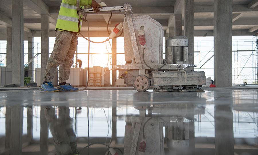 Herramientas especializadas para lograr el concreto pulido PSI Concreto