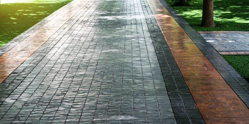 Servicio de concreto estampado PSI Concreto