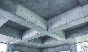 estructura de suelos y vigas de cemento PSI Concreto