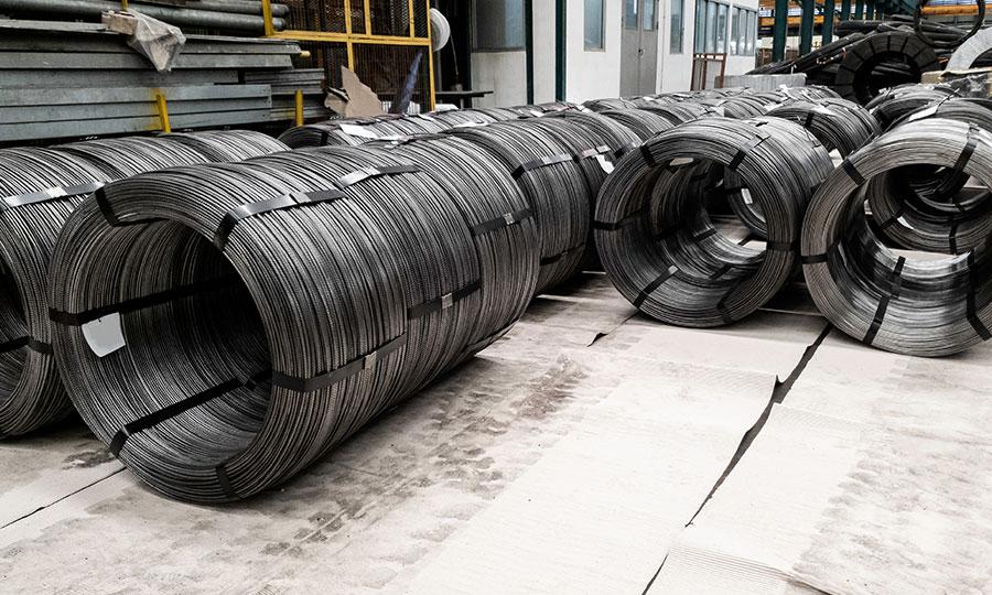el alambre para concreto de alta resistencia es un refuerzo PSI Concreto