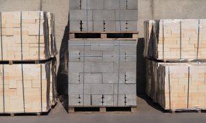 Bloques de concreto refractario PSI Concreto